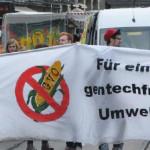 internationale demonstation